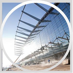 Строительство нового терминала аэропорта Внуково